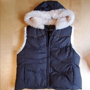 BIG CHILL puffy vest